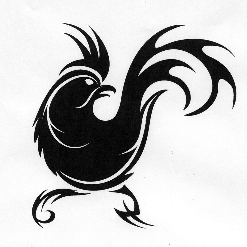 bdf651749f40d Fighting Rooster Tattoo Designs - Cliparts.co