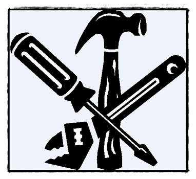 Clip Art Of Tools - Cliparts.co