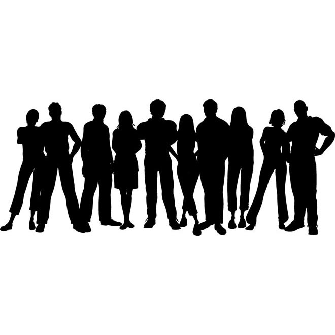 Business People Silhouette | Clipart Panda - Free Clipart Images