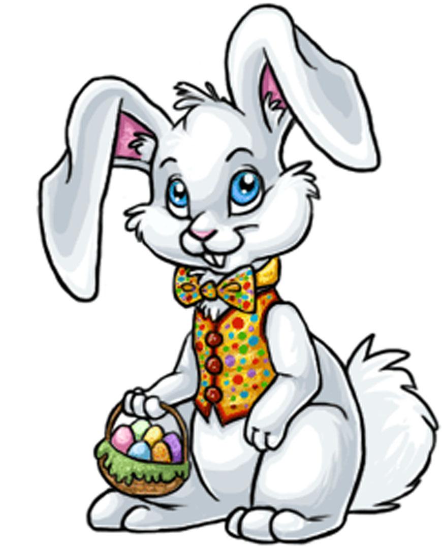 Easter Bunny Cartoon I...