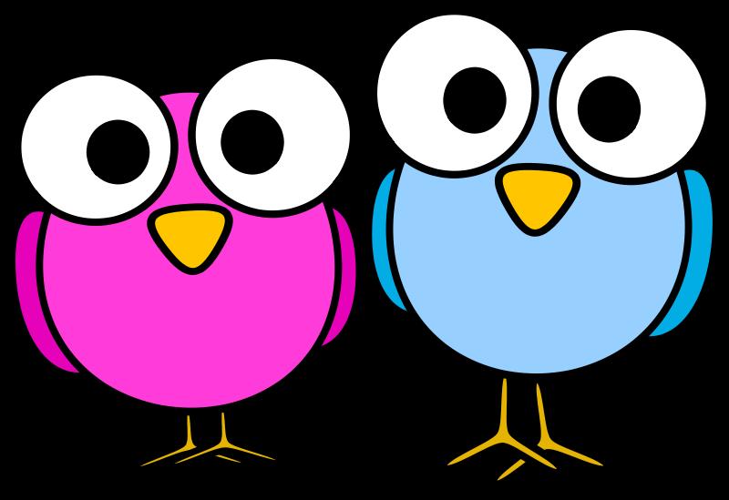 Clip Art Of Birds - Cliparts.co