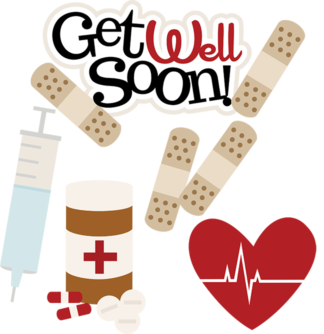 Get Well Soon Clip Art - Cliparts.co
