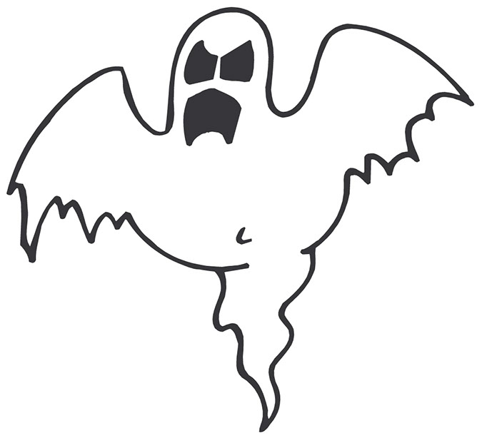 Halloween Ghost Images