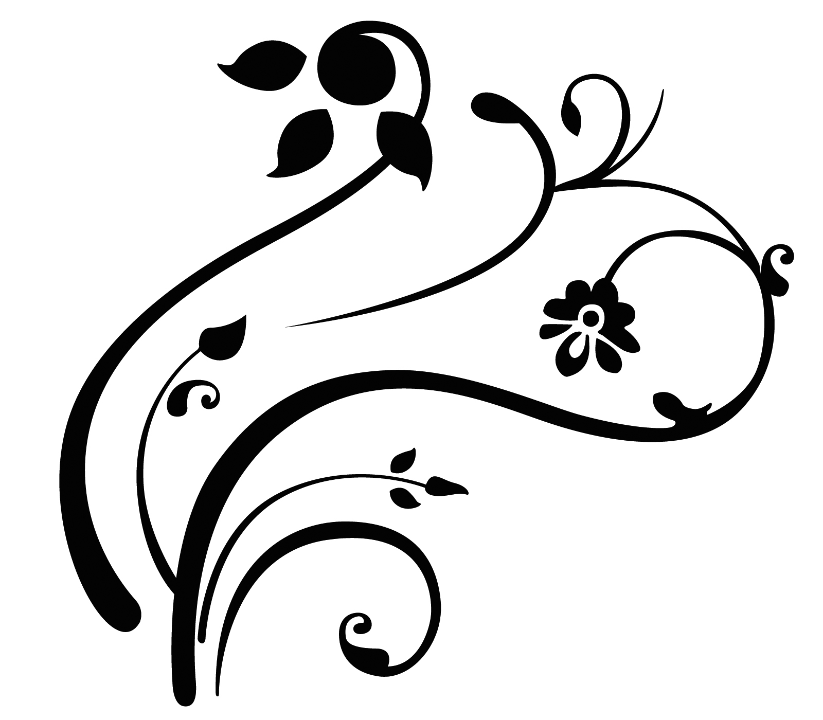 Swirl Art Designs : Swirl designs clip art free cliparts