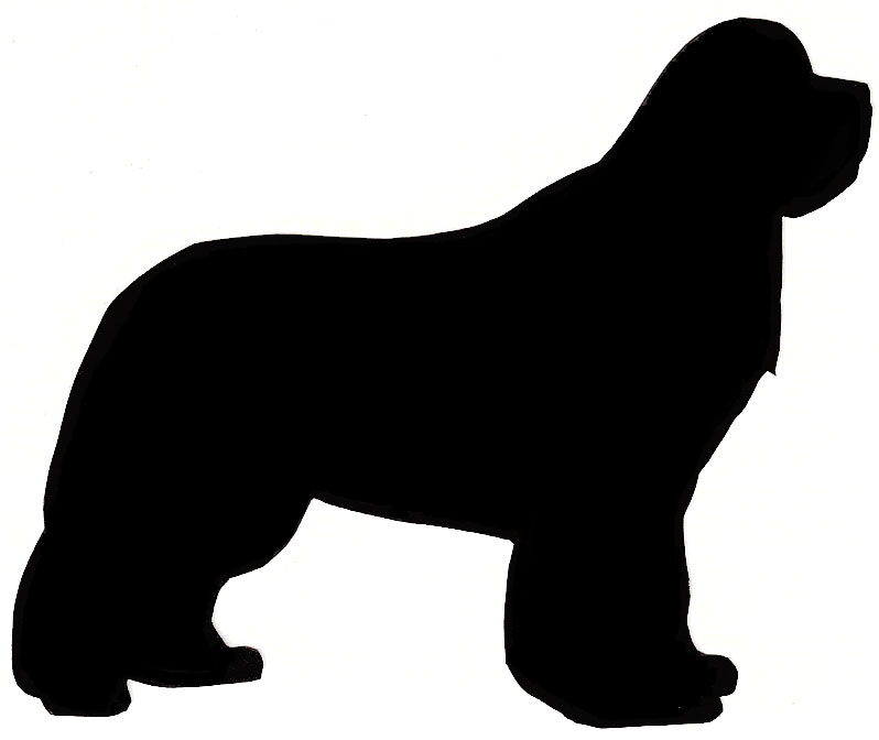 Dog Silhouette Pictures Cliparts Co