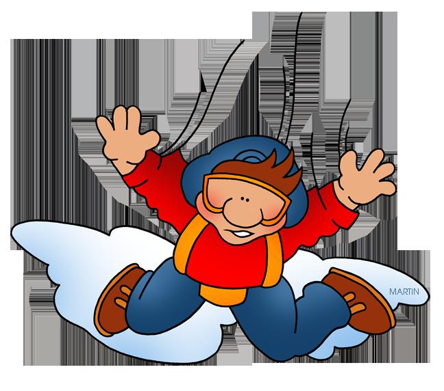 cartoon clipart parachute - photo #36