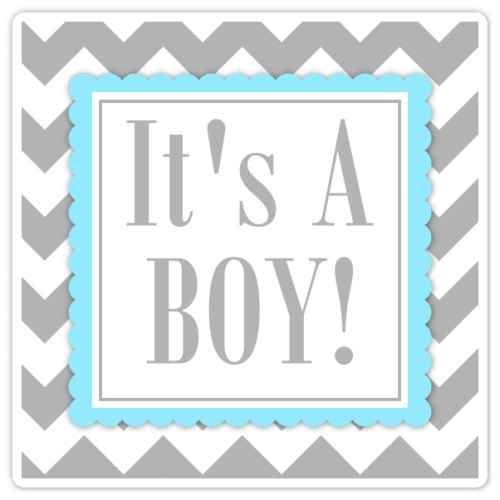 its a boy clipartsco