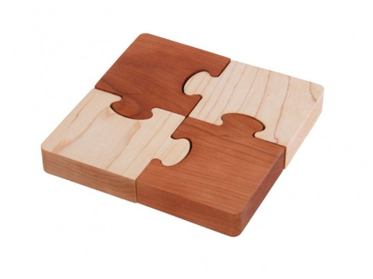 Wooden First Jigsaw Puzzle by Young Minds at Play | Inhabitots
