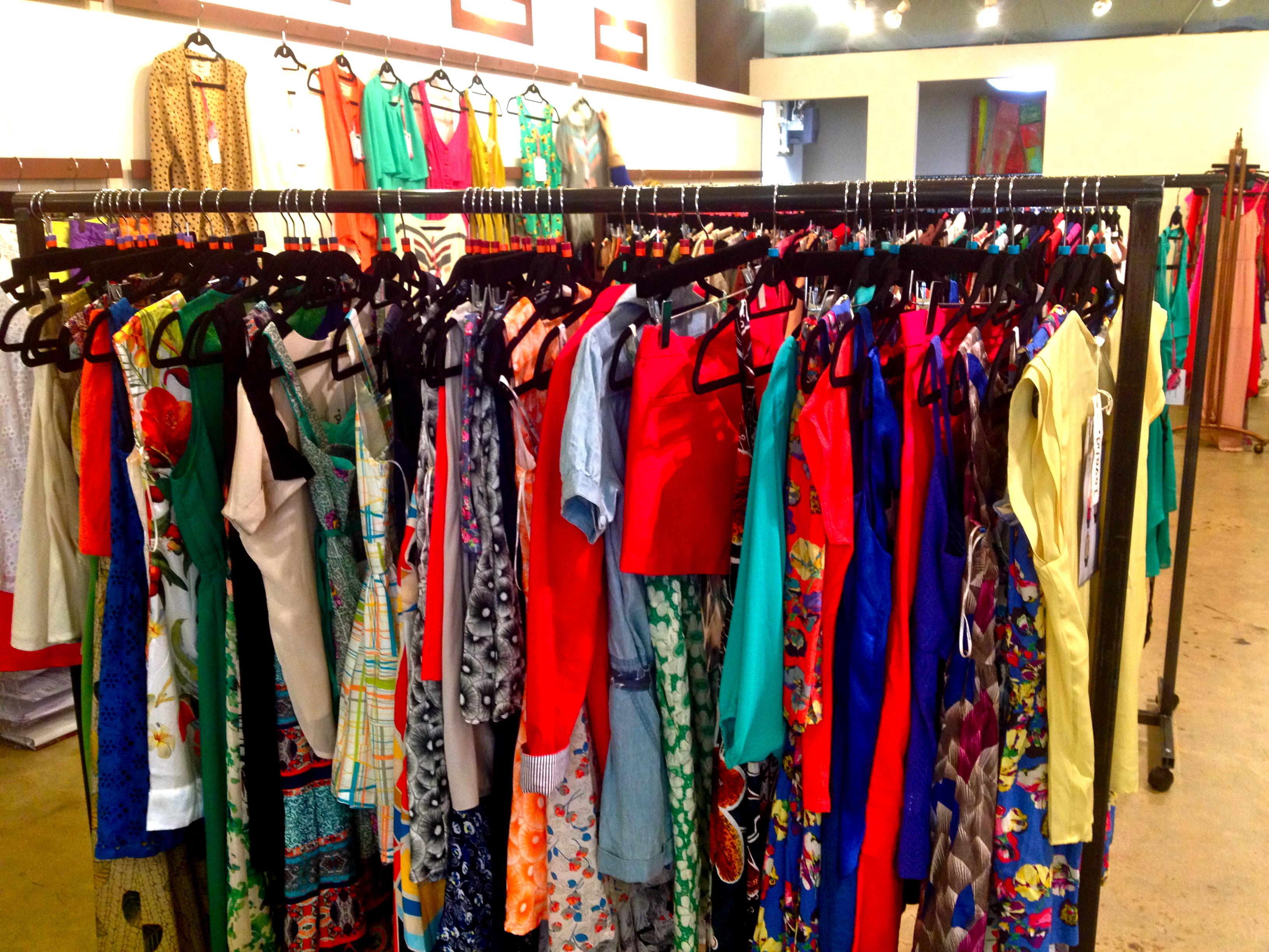 Colorado clothing stores