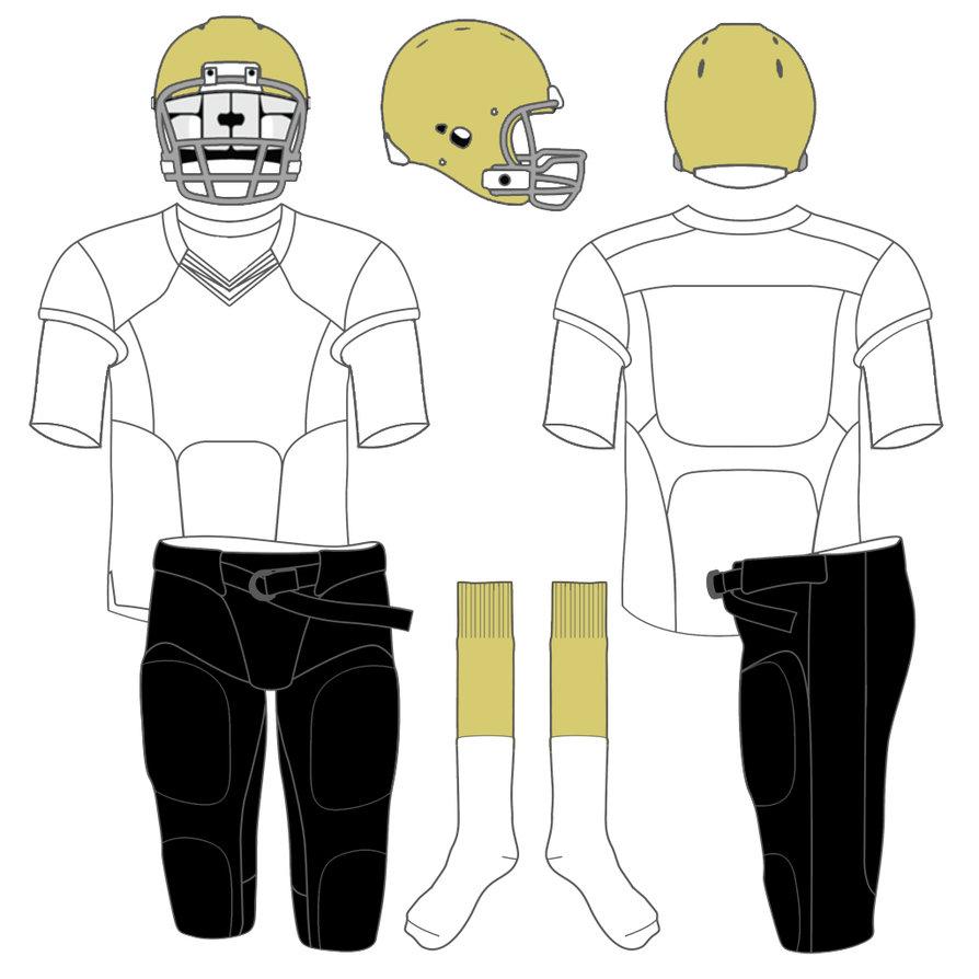 football template clipartsco