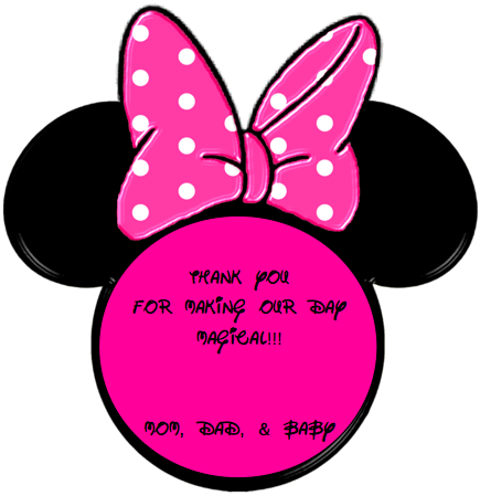 Minnie Mouse Black Face - Cliparts.co