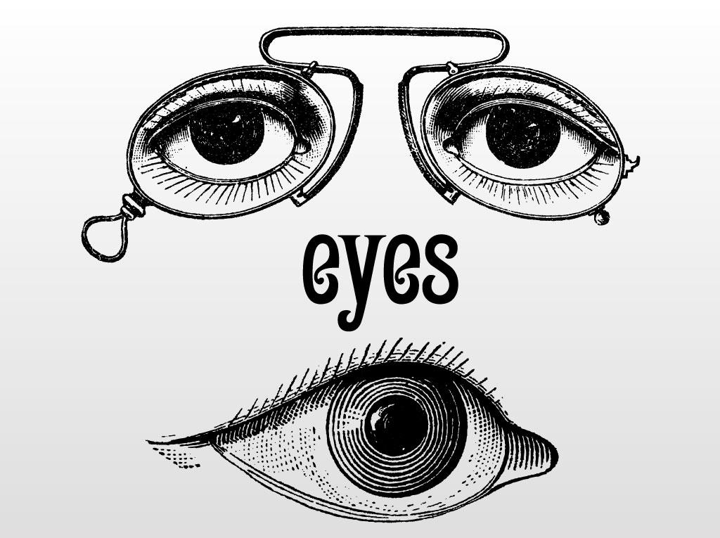 Vintage Eye 80