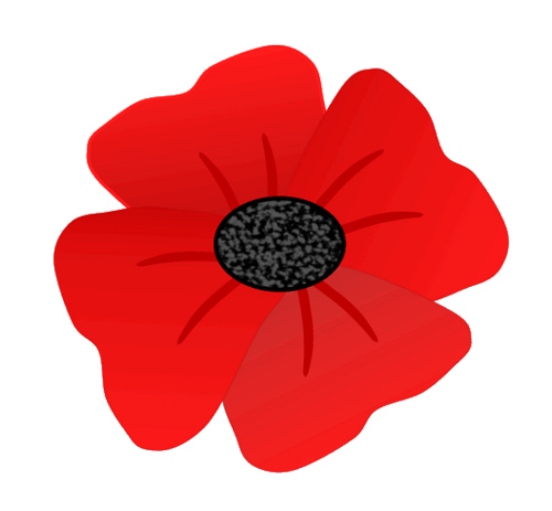 Image result for poppy clipart