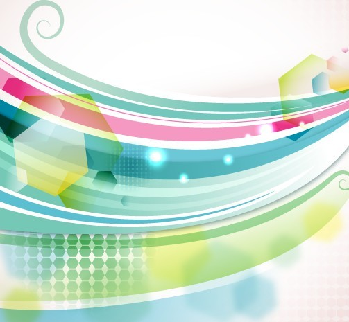 Free Vector Abstract Light and Halo Background 03 » TitanUI
