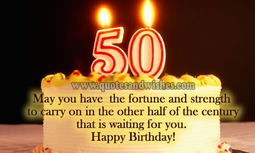 Watch more like Happy 50th Birthday Greetings – 50 Years Birthday Greetings