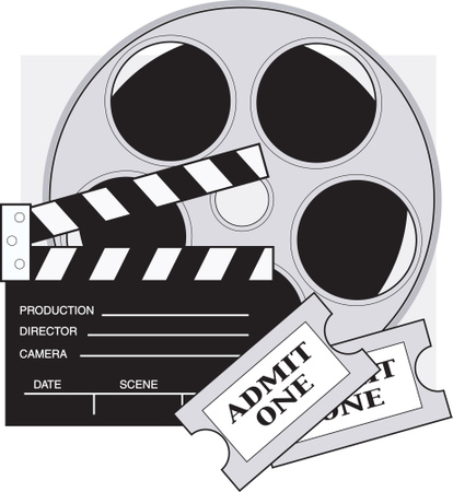 Film Roll Clip Art - Cliparts.co