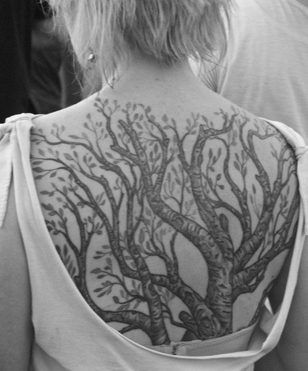 60 Awesome Tree Tattoo Designs | Art and Design