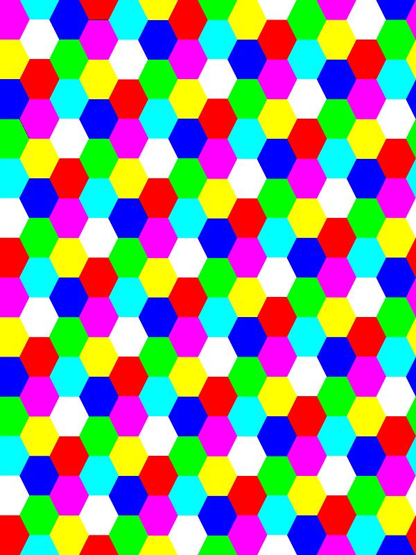 Honeycomb Clip Art on Cool Tessellations