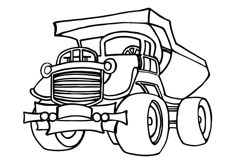construction coloring page images about sheets construction trucks - Construction Trucks Coloring Pages
