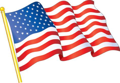 Что нарисовано на флаге сша