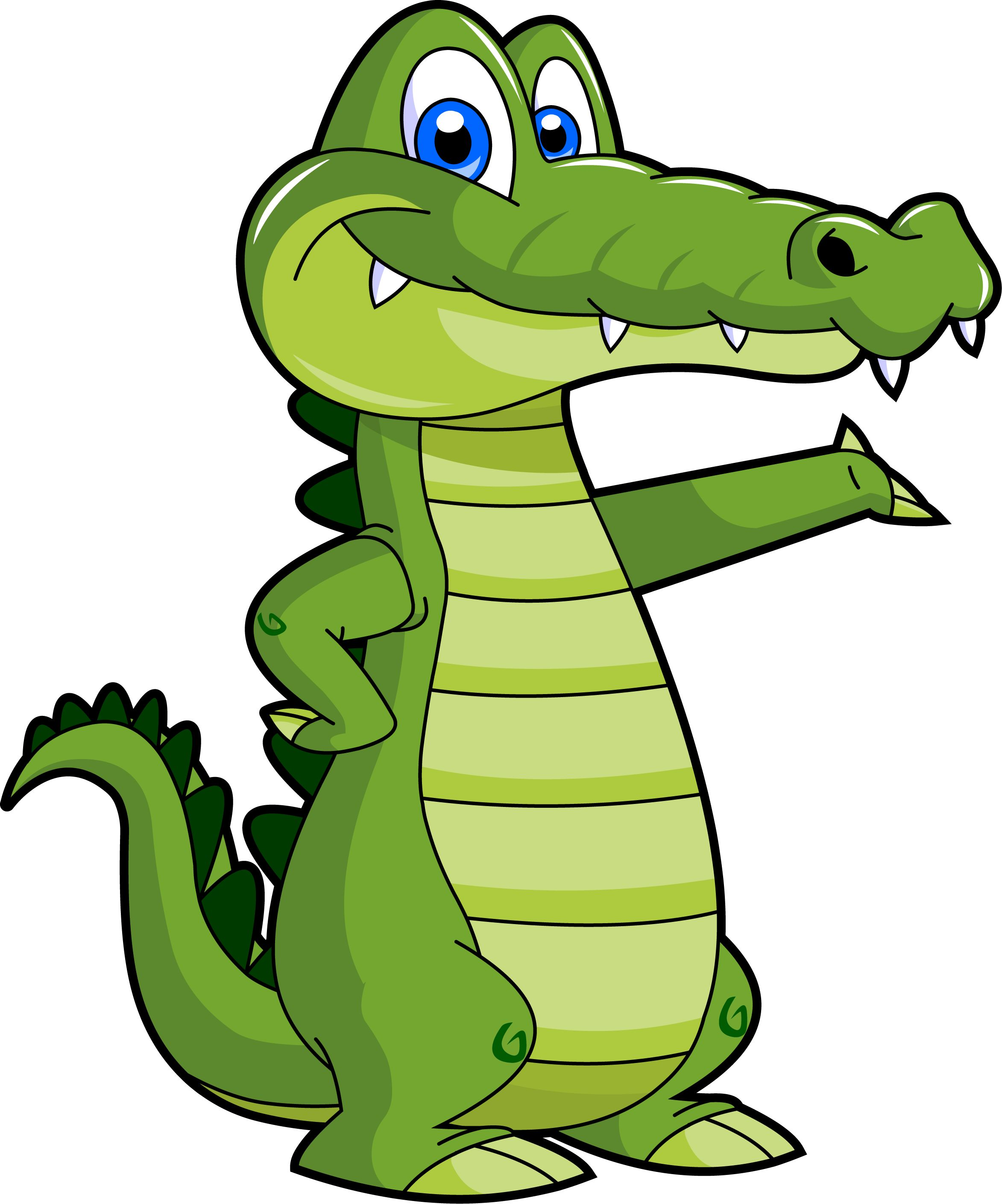 Cartoon Alligator Clipart - Cliparts.co - photo#1