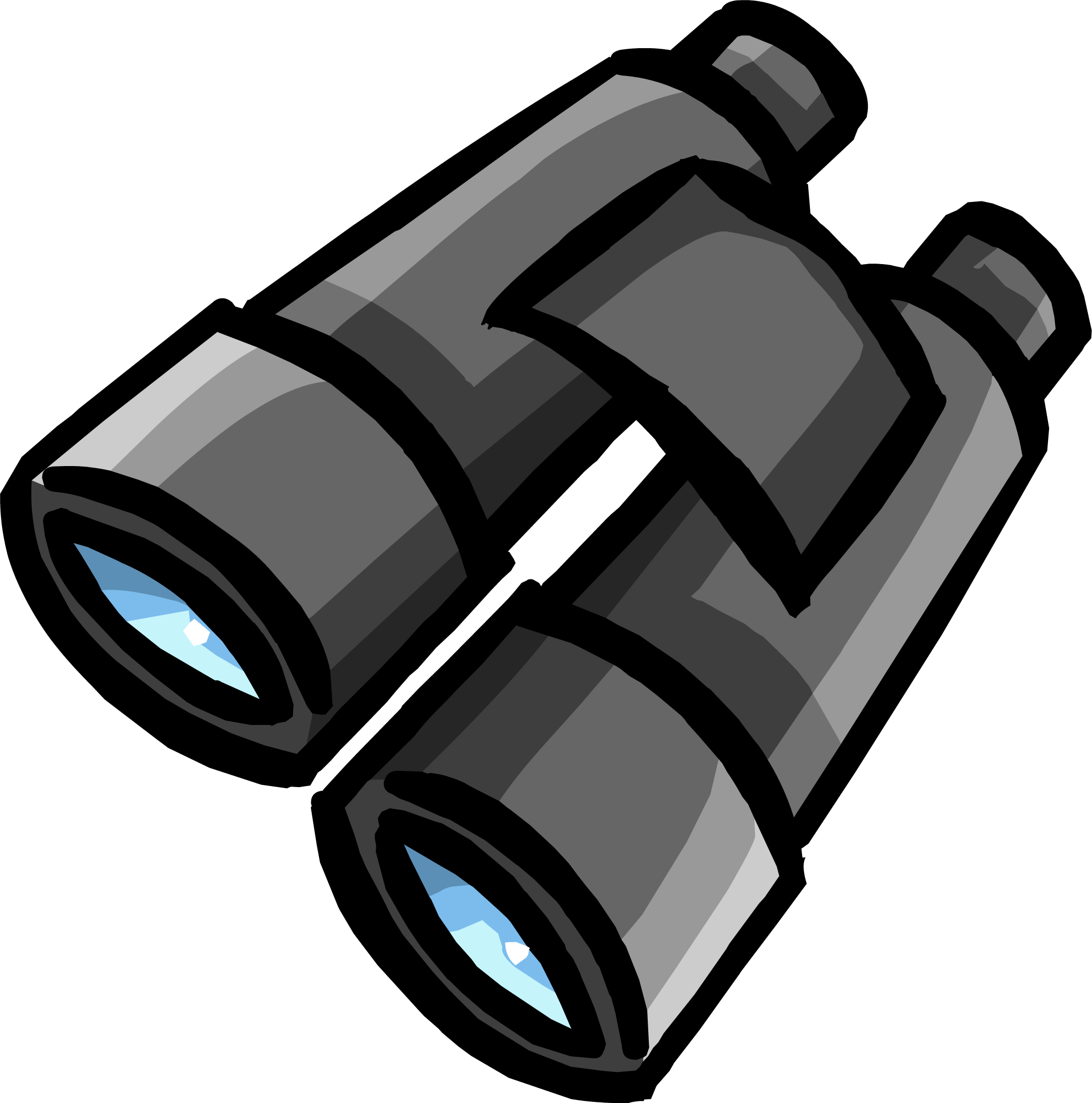 foxhole wiki how to use binoculars