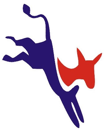Pix For > Democratic Party Donkey Official