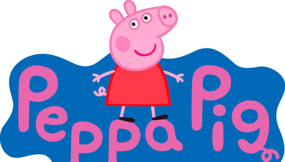 Peppa Pig Vector - ClipArt Best