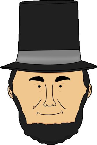 Abe Lincoln Clip Art - Cliparts.co