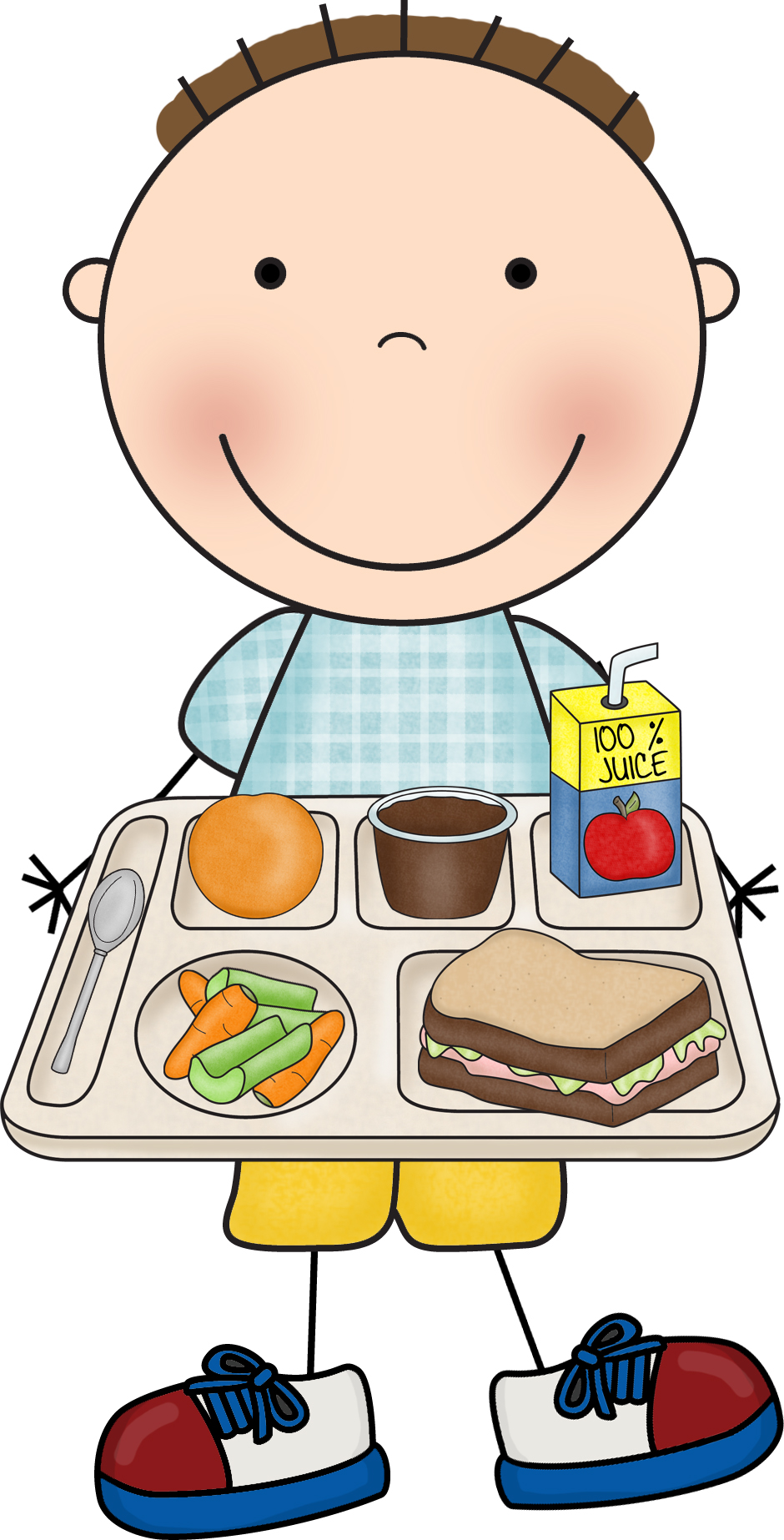 School Lunch Pictures - Cliparts.co