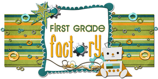 First Grade Factory: March 2011