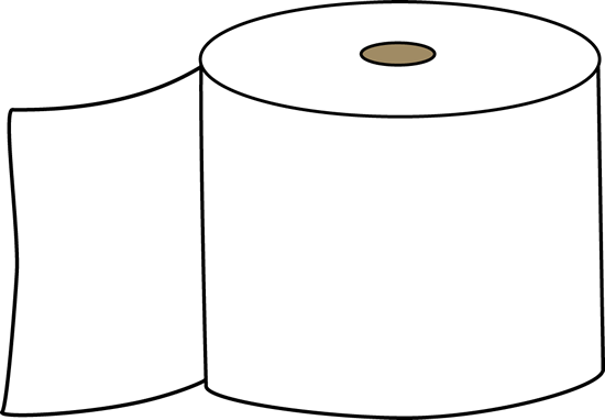 Picture Of Toilet Paper - Cliparts.co