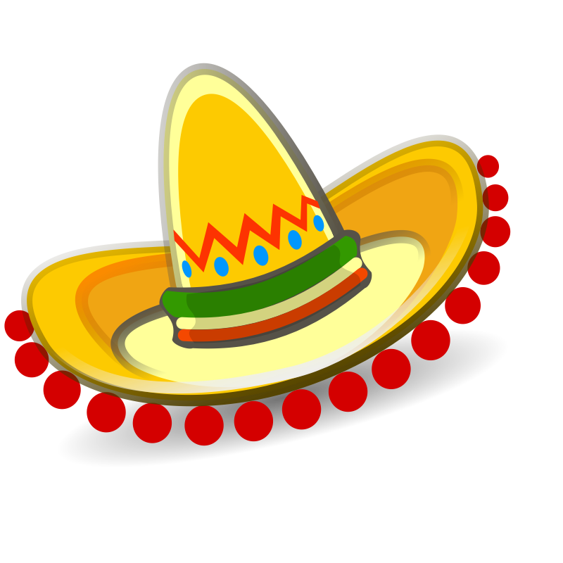 Sombrero Hat Png Images & Pictures - Becuo