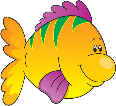 Fish Clip Art For Kids