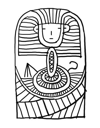 Cleopatra Clip Art