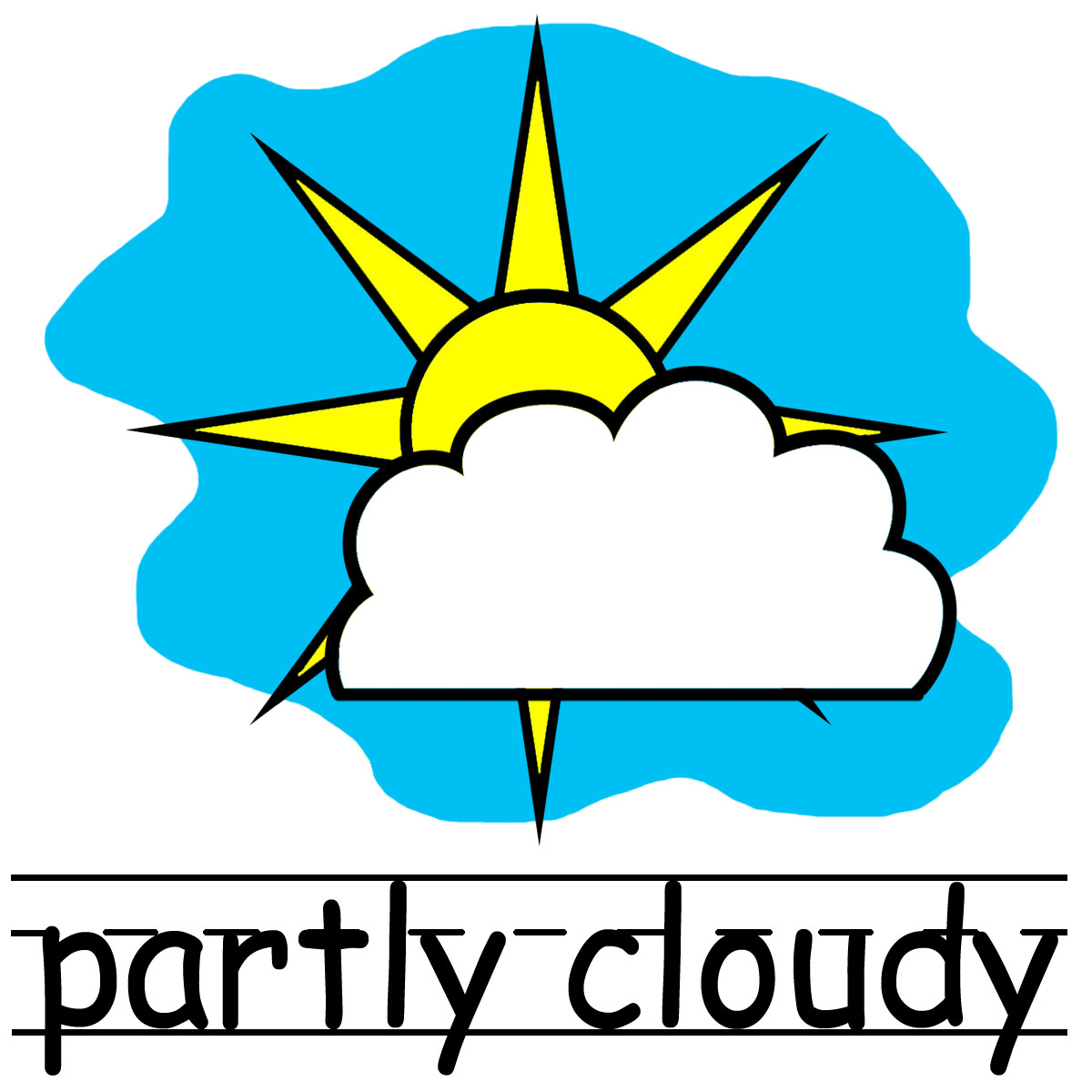 Windy Weather Clipart | Clipart Panda - Free Clipart Images