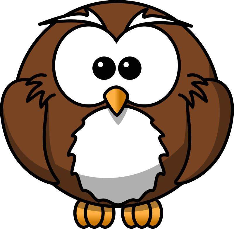 Cute Eagle Clipart
