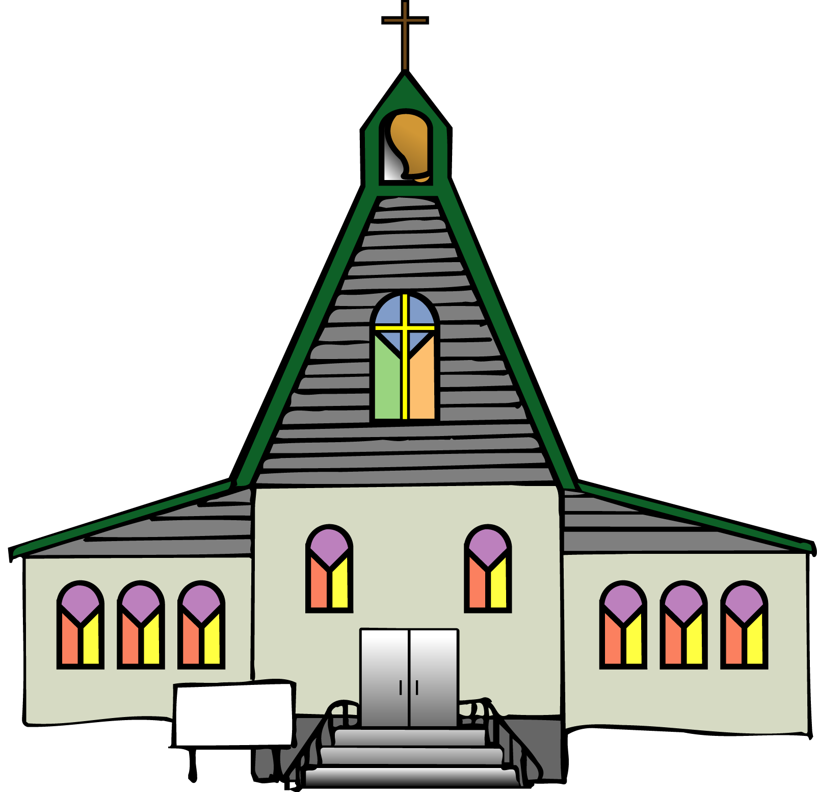 Clip Art Of Churches - Cliparts.co