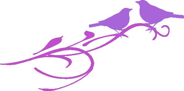 Love Birds clip art - vector clip art online, royalty free ...