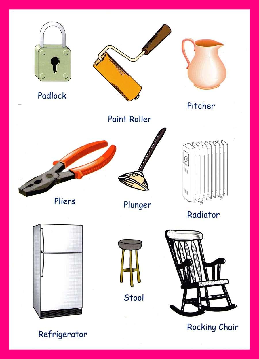 house items clipart - photo #34