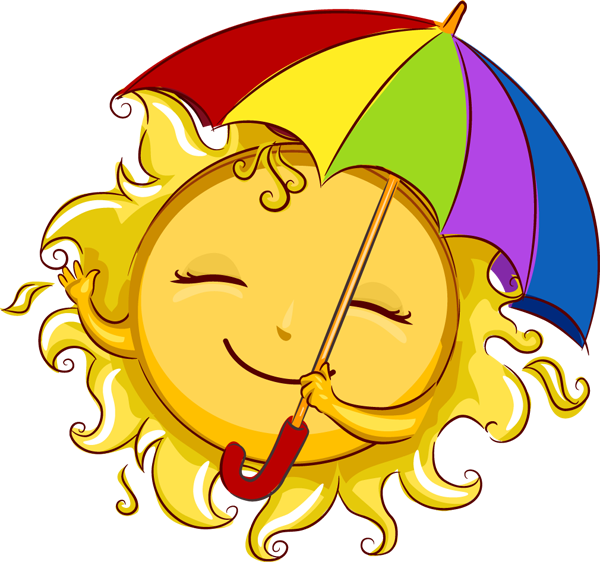 Summer Sun Clipart | Clipart Panda - Free Clipart Images