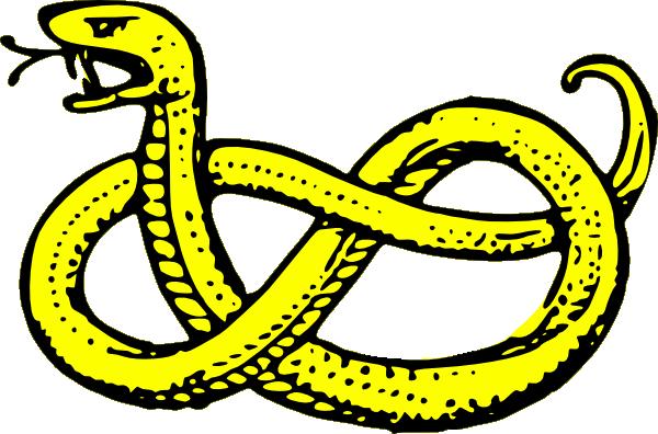 Snake clip art - vector clip art online, royalty free & public domain