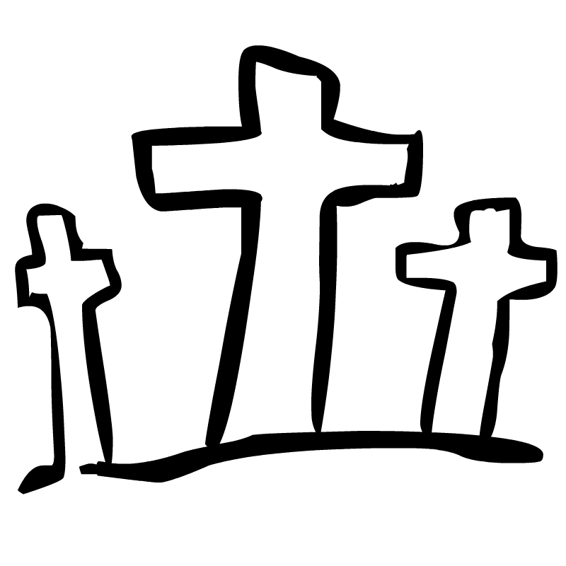 Catholic Cross Baptism Clip Art