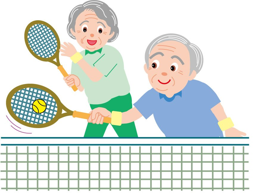 Cartoon Tennis Net Images & Pictures - Becuo