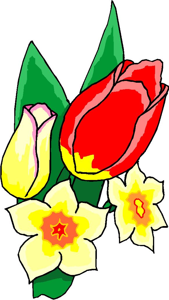 Flower Clip Art Microsoft