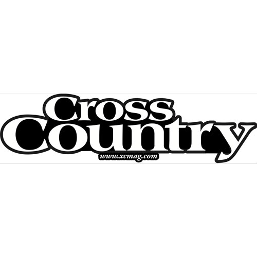 Cross Country magazine logo Cross Country magazine logo – Charlie ...