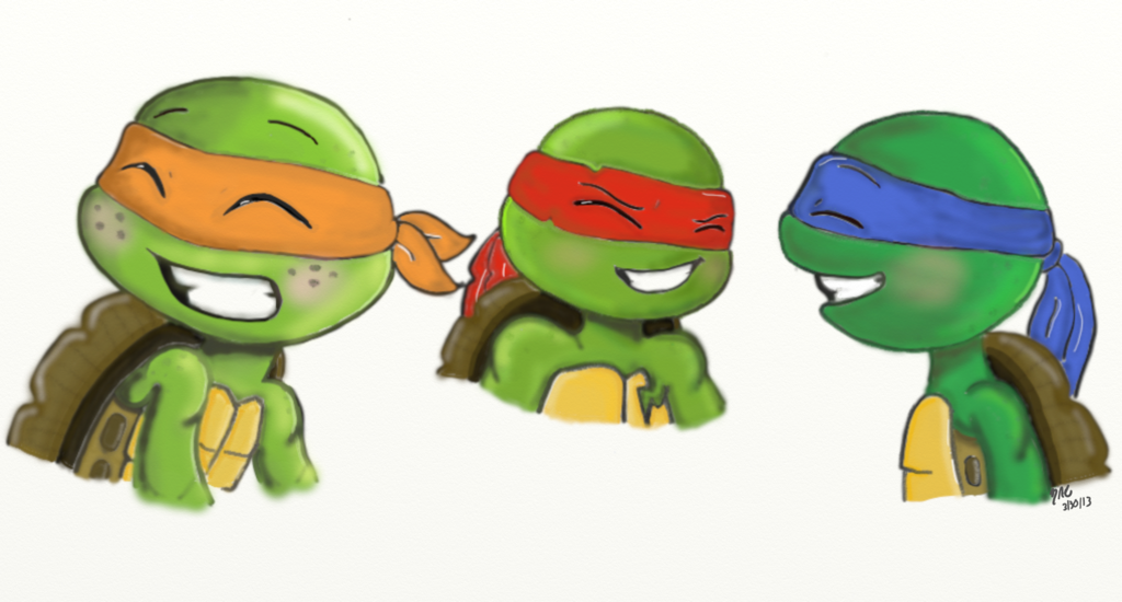 ninja turtle clip art free - photo #50
