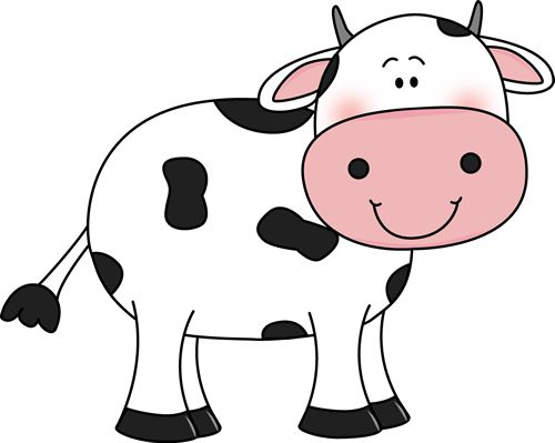 Baby Cow Clipart - Cliparts.co