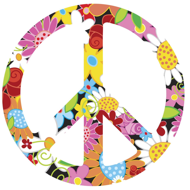 Peace Symbol Cliparts