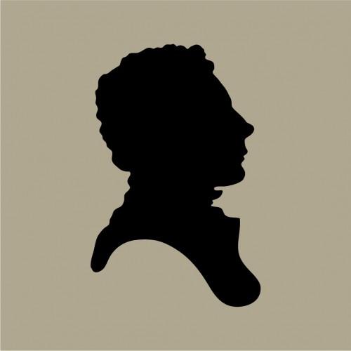 Silhouette Man Head - Cliparts.co